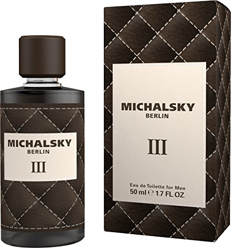 Michalsky Berlin lll Men Eau de Toilette 50 ml
