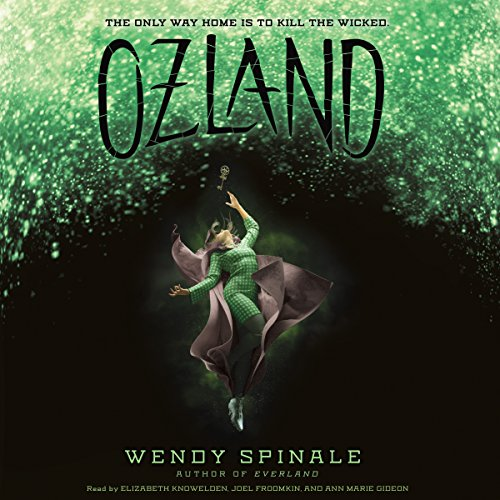 Ozland cover art