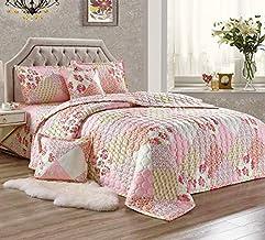 Compressed Comforter 4 Piece Set, Single Size