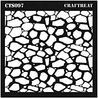 Best stone wall stencil Reviews