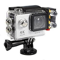 top 10 full spectrum camcorder Ghost Hunting Full Spectrum Night Vision Camcorder with Wi-Fi and Free IR Lights