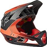 Fox Proframe Helmet Vapor, Ce White/Red/Black
