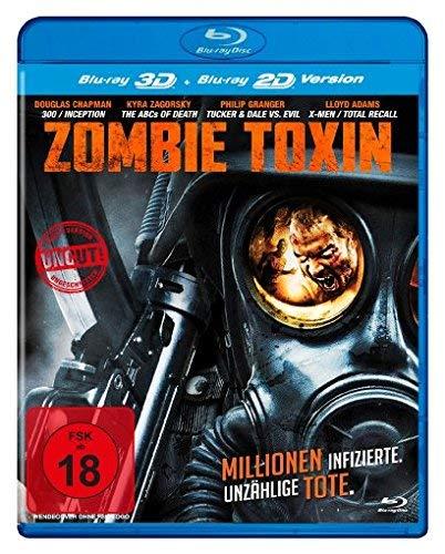 Zombie Toxin / Toxin ( ) (3D & 2D) (Blu-Ray)