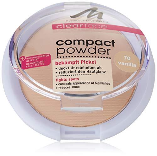 Manhattan -   Cf Compact Powder
