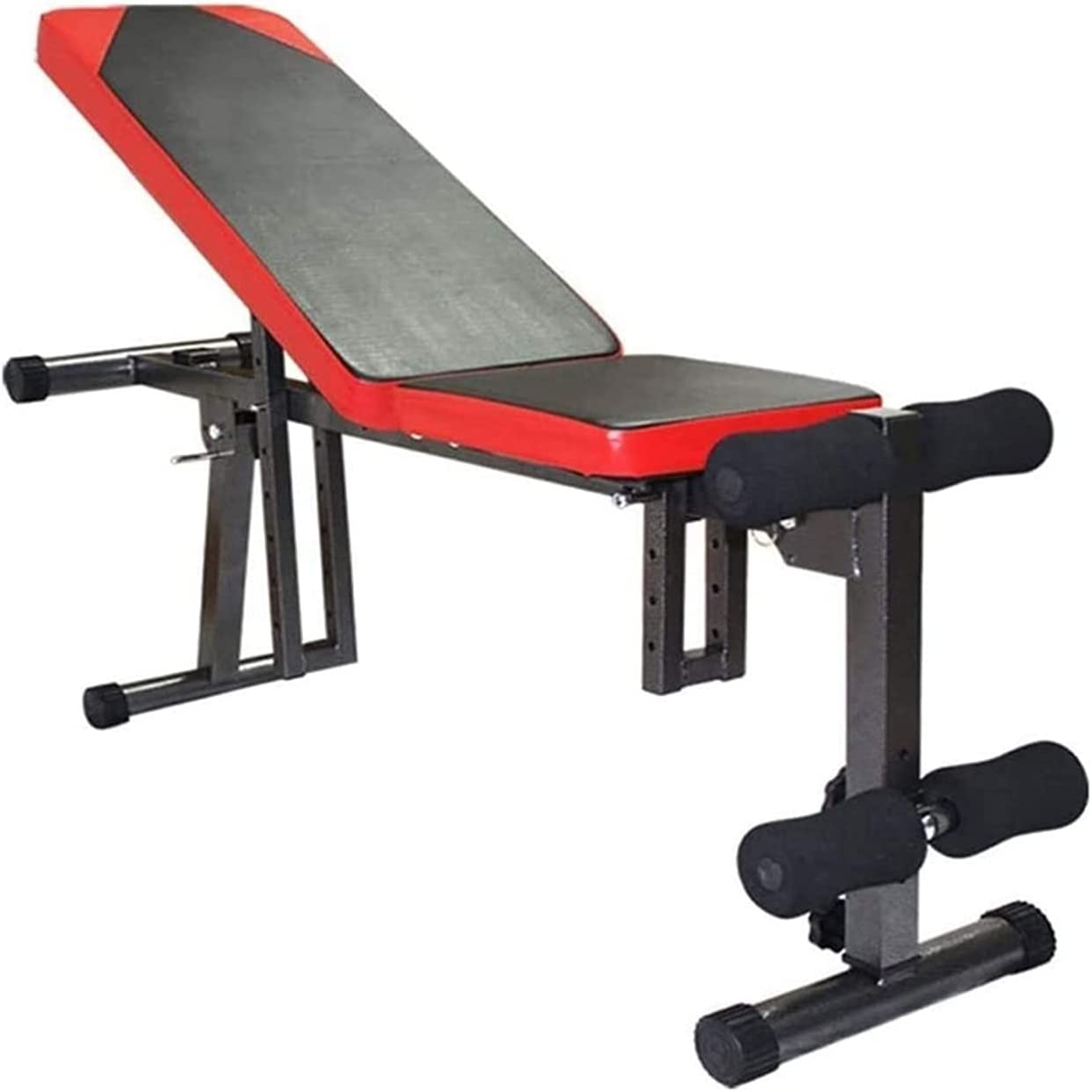 SFLRW Adjustable Weight Bench Utility Aut Foldable Up Max 72% OFF Sit Quality inspection