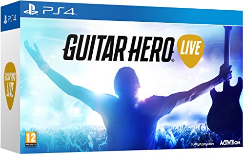 Guitar Hero Live inkl. Guitar Controller (englisch) (PS4)