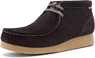 Clarks Stinson Hi Wallabee, Bottine Chukka Homme