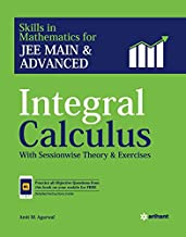 Integral Calculus for JEE Main and Advanced Arihant with free General Knowledge Genius