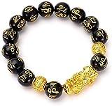 flyand pixiu bracciale porta portanti brave brave walke feng shui bracciali fortunati amulet gioielli braccialetto di moda