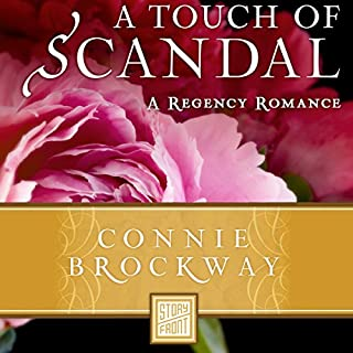 A Touch of Scandal cover art