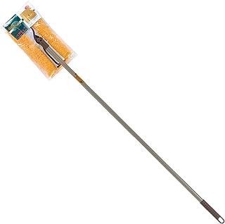 アズマ モップ 化学モップワイドXL 拭き幅:約46cm 柄の長さ:約124cm 軽く拭くだけでホコリをキャッチ。ワイドな拭き幅。 N-BR205