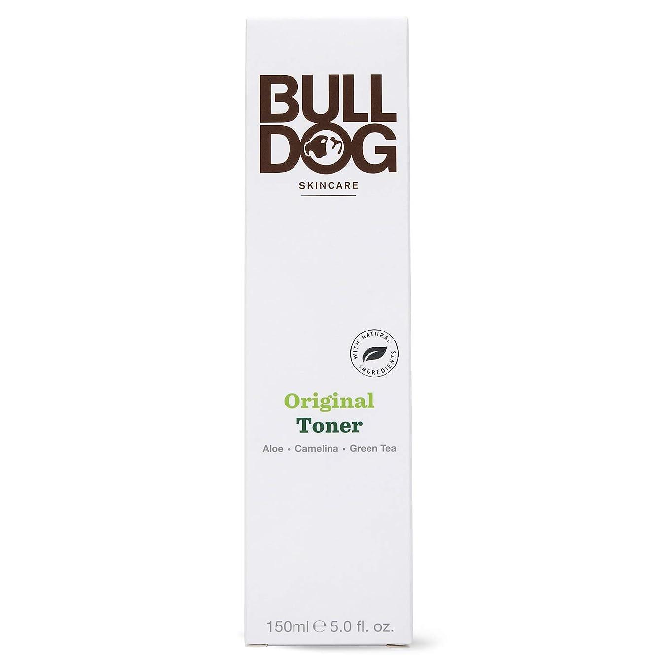 不満回復する登場Bulldog(ブルドッグ) ブルドッグ Bulldog オリジナル トナー 化粧水 150ml 肌をすっきり なめらかに