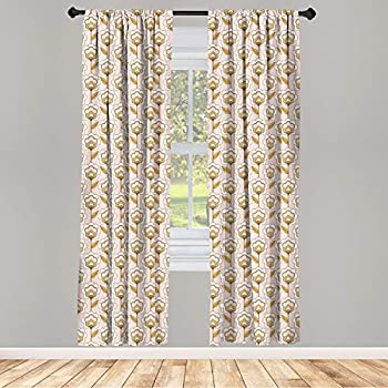 Best mid century curtains Reviews