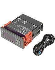 mh1210a controlador de temperatura digital de anuncios LED con sensor para ajuste la alta y la baja temperatura (Rango de control de temperatura: -40℃ a 120℃)