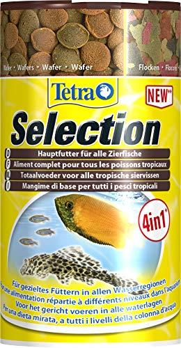 Tetra Selection Mangime per Pesci Tropicali e Pesci da Fondo, 100ml