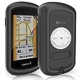 Ultra portátil neopreno caso GPS en Negro para GARMIN drivesmart 61 Sat Nav
