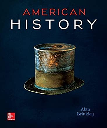 American History with 2-Semester Connect Access Card by Alan Brinkley (2015-03-04)