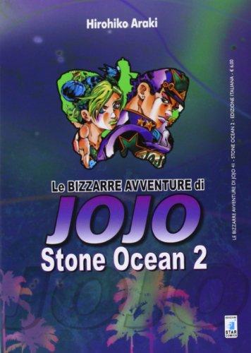 Stone ocean. Le bizzarre avventure di Jojo (Vol. 2)