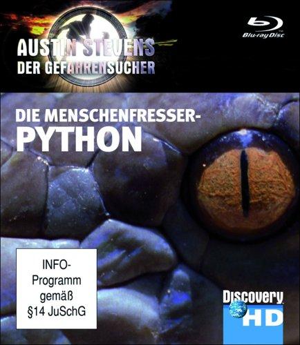 Discovery HD: Austin Stevens - Die Menschenfresser-Python (Blu-ray)