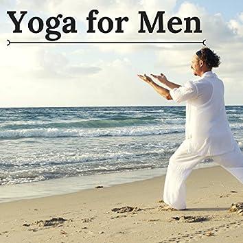 Yoga for Men - Restorative Yoga Music for Beginners, Basic Asanas, Yoga Routine