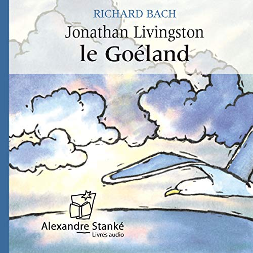Couverture de Jonathan Livingston le Goéland