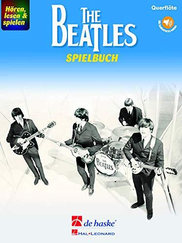 Hören, lesen & Spielen–The Beatles–SPIELBUCH–Book + audio-online