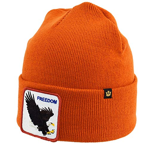 Goorin Bros. Gorro Beanie con solapa, Animal Farm Hats, Otoño/Invierno