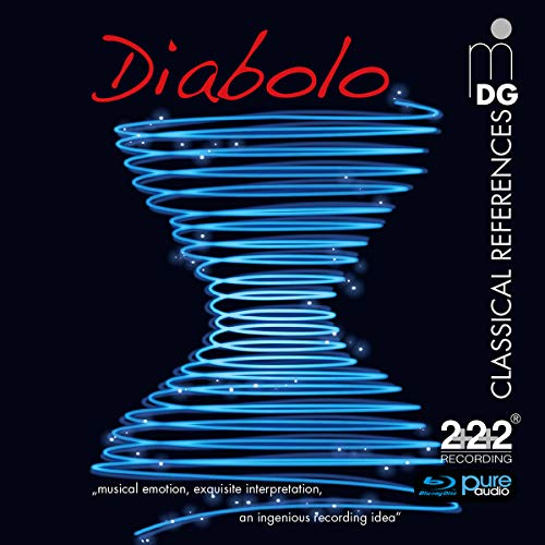 Diabolo (Pure Audio Blu-Ray und SACD)