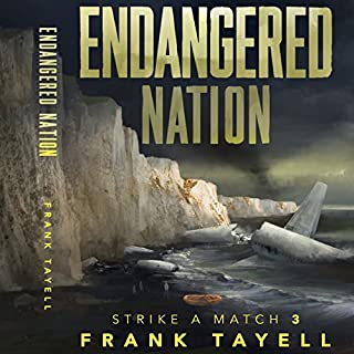 Endangered Nation: Policing Post-Apocalyptic Britain audiobook cover art