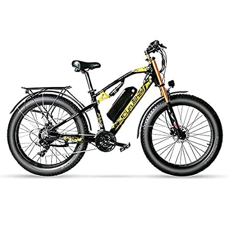 Best E-Bikes For Heavy Riders 5