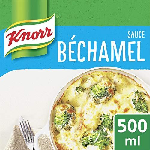 KNORR - Sauce Béchamel Nature 50Cl