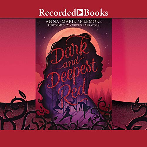 Couverture de Dark and Deepest Red