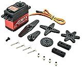 Apex RC Products 6600MG Metal Gear/Case Digital Standard Servo - 1/10-1/8 Steering Servo