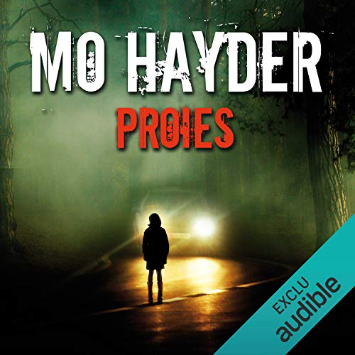 Proies audiobook cover art