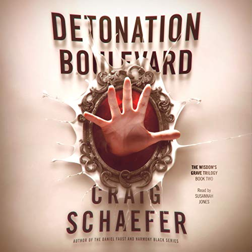 Detonation Boulevard     The Wisdom's Grave Trilogy, Book 2              Written by:                                                                                                                                 Craig Schaefer                               Narrated by:                                                                                                                                 Susannah Jones                      Length: 13 hrs and 9 mins     Not rated yet     Overall 0.0