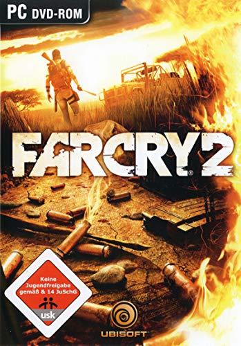 Far_Cry-2 Pc Game DVD
