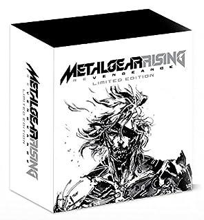 Metal Gear Rising : Revengeance - édition limitée (B00AQR3GEO) | Amazon price tracker / tracking, Amazon price history charts, Amazon price watches, Amazon price drop alerts