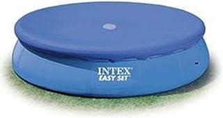Intex–lona para piscina autoportante–Diam. 3,66m).