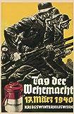 Schatzmix Tag Der Wehrmacht 1940 Deutscher Soldat Motiv