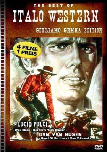 Italo Western - Giuliano Gemma Edition - 4 Filme auf 1 DVD