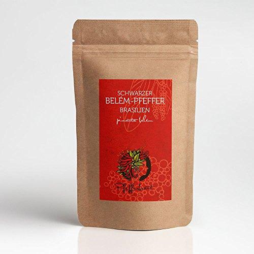 Belém Pfeffer 100g brasilianischer scharfer Pfeffer erdiger, leicht karamelliger Geschmack Gourmetpfeffer