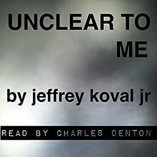 Unclear to Me audiobook cover art