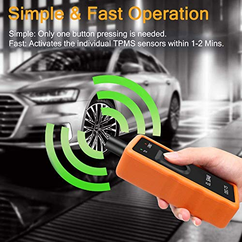 LAUNCH Tire Pressure TPMS Relearn Tool for for GM Tire Sensor Pressure Monitor System Programming Training Activation Reset Tool EL50448 OEC-T5 2021Upgrade
