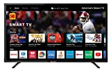Kodak 102 cm (40 Inches) Full HD LED Smart TV Kodak 40FHDXSMART (Black)