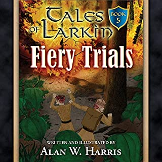 Tales of Larkin audiobook cover art
