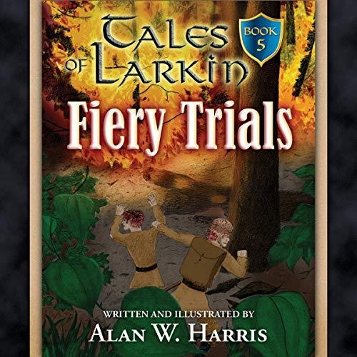 Tales of Larkin audiobook cover art