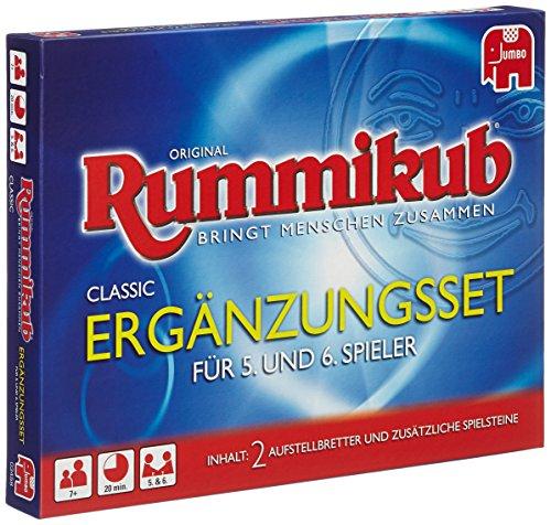 Jumbo Spiele 03458 Original Rummikub Ergänzungsset Gesellschaftsspiel, Ab 7 Jahren