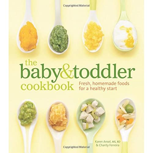 Toddler Nutrition And Recipes Amazon
