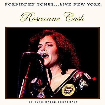 Forbidden Tones (Live 1987)
