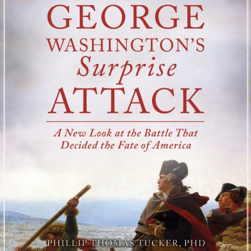 George Washington's Surprise Attack cover art